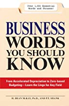 Business Words You Should Know: From…