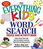 The Everything Kids' Word Search Puzzle and…