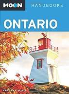 Moon Handbooks Ontario by Carolyn Heller