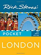Rick Steves' Pocket London by Rick…