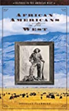 African Americans in the West by Douglas…
