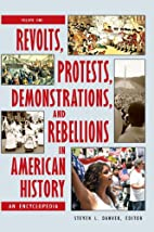 Revolts, Protests, Demonstrations, and…