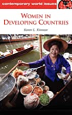 Women in Developing Countries: A Reference…