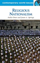 Religious Nationalism: A Reference Handbook…