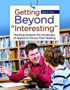 Getting beyond interesting : teaching…