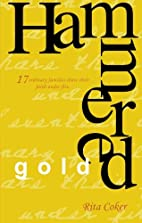Hammered Gold by Rita Coker
