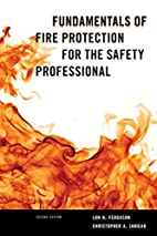 Fundamentals of Fire Protection for the…