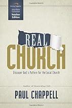 Real Church Curriculum (Teacher Edition):…