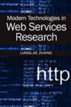 Modern Technologies in Web Services Research…