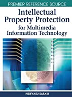 Intellectual Property Protection for…