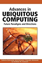 Advances in Ubiquitous Computing: Future…