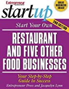Start Your own Restaurant and Five Other…