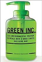 Green, Inc.: An Environmental Insider…