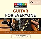 Knack Guitar for Everyone: A Step-by-Step…