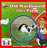 Dana Regan: Old Macdonald Had a Farm (Read & Sing Along) Book & Music CD Set
