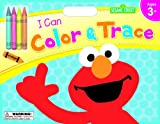 Sesame Workshop: Sesame Street I Can Color & Trace