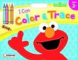Sesame Workshop: Sesame Street I Can Color & Trace