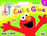 Sesame Workshop: I Can Cut & Glue (Sesame Street)