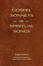 Gospel sonnets or Spiritual songs. : In six…