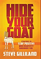Hide Your Goat: Strategies To Stay Positive…
