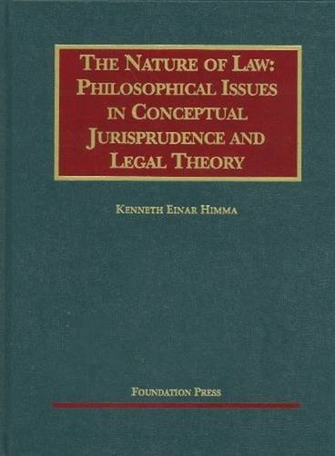 the-nature-of-law-philosophical-issues-in-conceptual-jurisprudence-and-legal-theory-university-cas-university-cas-series