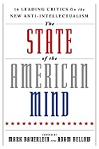 The State of the American Mind: 16 Leading…