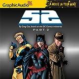 Greg Cox: 52 Part II (Dc Comics)