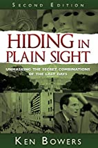 Hiding in Plain Sight, 2nd Edition by Ken…