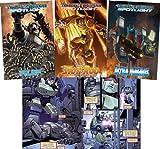 Roche, Nick: Transformers Spotlight