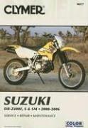 Suzuki DR-Z400E, S & SM 2000-2006 (Clymer…