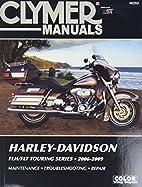 Harley-Davidson FLH/FLT Touring Series…