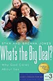 Jones, Stan: What's the Big Deal?: Why God Cares About Sex