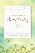 Becoming a Woman of Simplicity: I am afraid…
