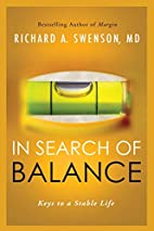 In Search of Balance: Keys to a Stable Life…
