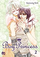 Boy Princess, Volume 2 by Se-Young Kim