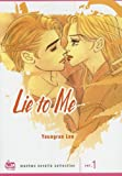 Lee, Youngran: Manhwa Novella Collection 1: Lie to Me