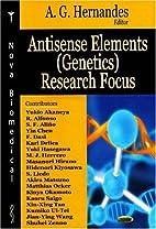 Antisense Elements (Genetics) Research Focus…