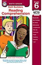 Reading Comprehension, Grade 6 (Skill…