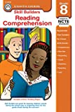 Aten, Jerry: Reading Comprehension, Grade 8 (Skill Builders)