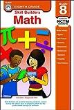 Aten, Jerry: Skill Builders: Math Grade 8 (Skill Builders (Rainbow Bridge Publishing))