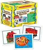 Nouns, Verbs and Adjectives Learning Cards:…