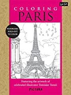 Coloring Paris by Tomislav Tomic