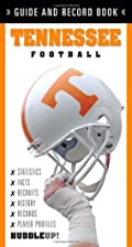 Tennessee Football (Guide and Record Book)…