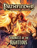 Scott, Amber: Pathfinder Campaign Setting: Chronicle of the Righteous