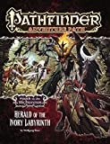 Baur, Wolfgang: Pathfinder Adventure Path: Wrath of the Righteous Part 5 - Herald of the Ivory Labyrinth