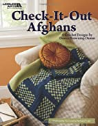 Check-It-Out Afghans Leisure Arts #3854 by…
