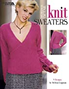 Designer Detail Knit Sweaters Leisure Arts…