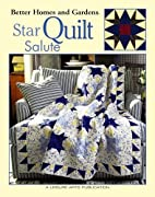 Star Quilt Salute Leisure Arts #3760 by…