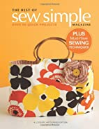 Sew Simple: A Collection of Quick Projects…