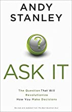 Ask It: The Question That Will Revolutionize…